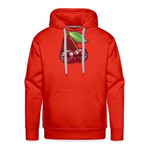 Cherry Bombs - Men's Premium Hoodie