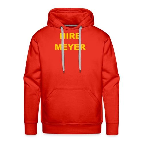 Hire Meyer - Men's Premium Hoodie