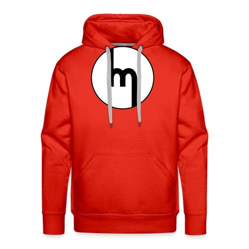 Classic Mazda emblem - AUTONAUT.com - Men's Premium Hoodie