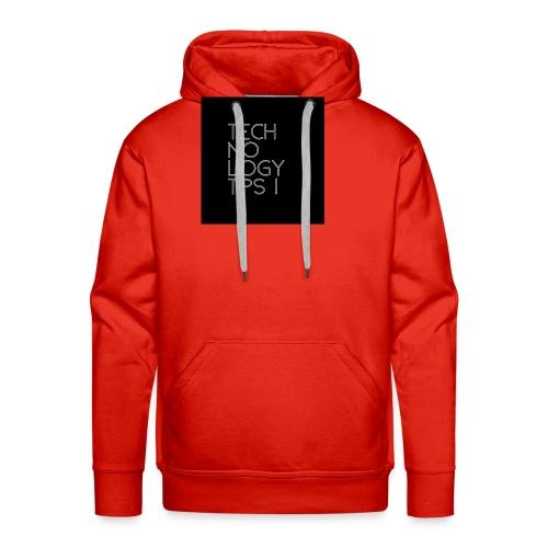 23652482 67DD 4297 A621 D715B2EFD74E - Men's Premium Hoodie