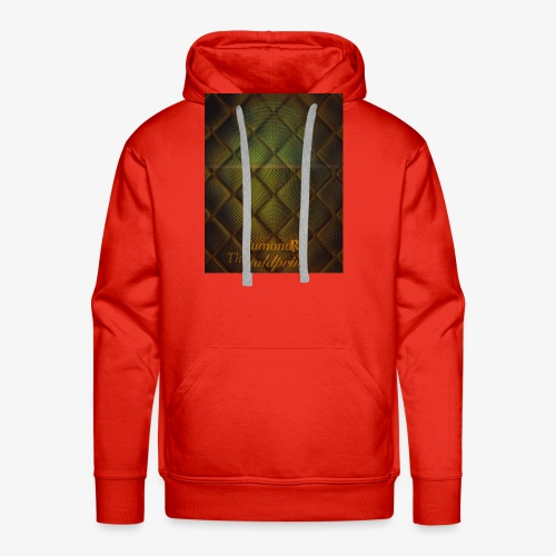 JumondR The goldprint - Men's Premium Hoodie