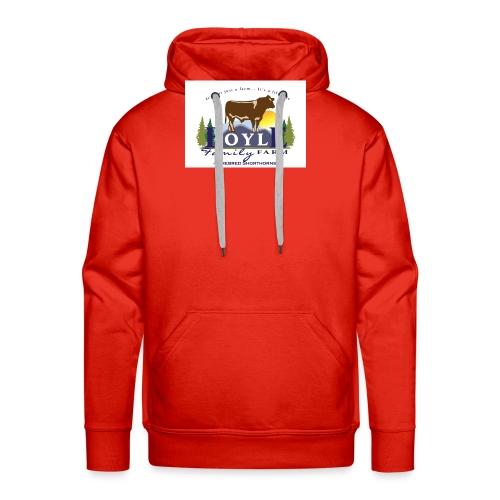 Farm logo - Men's Premium Hoodie