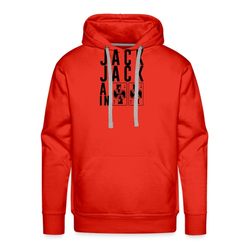 Jack Jack All In - Men's Premium Hoodie