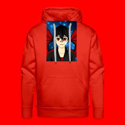 vampire boy kryotic - Men's Premium Hoodie
