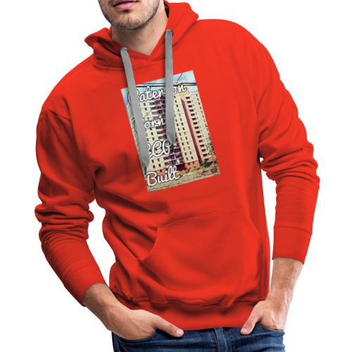Paterson Born CCP Built - Men's Premium Hoodie