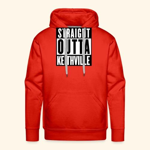 STRAIGHT OUTTA KEITHVILLE - Men's Premium Hoodie