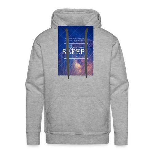 Sleep Galaxy by @lovesaccessories - Men's Premium Hoodie