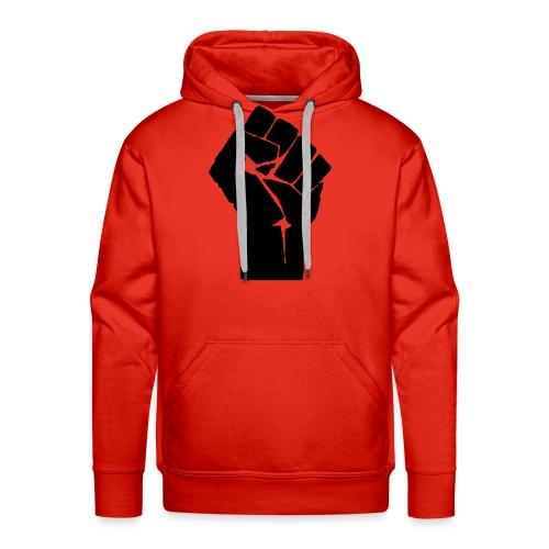 team riot logo - Men's Premium Hoodie