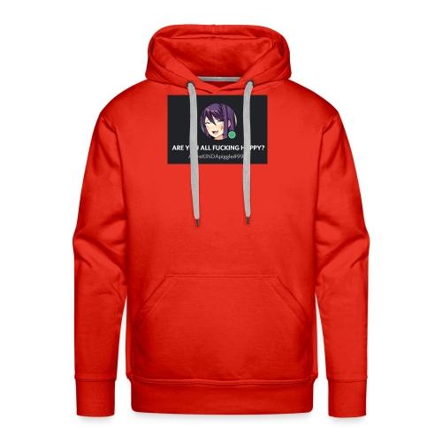 weeabooanus - Men's Premium Hoodie
