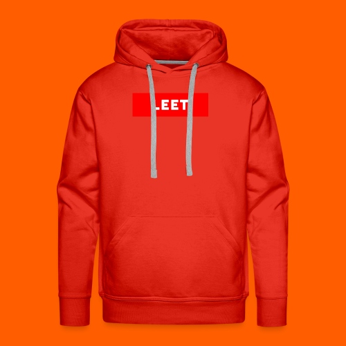 LIMITED EDITION LEET MERCH - Men's Premium Hoodie