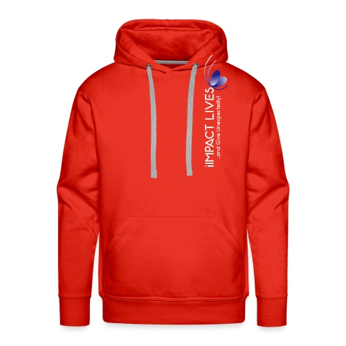 iImpact Lives..and Give Unexpectedly! - Men's Premium Hoodie