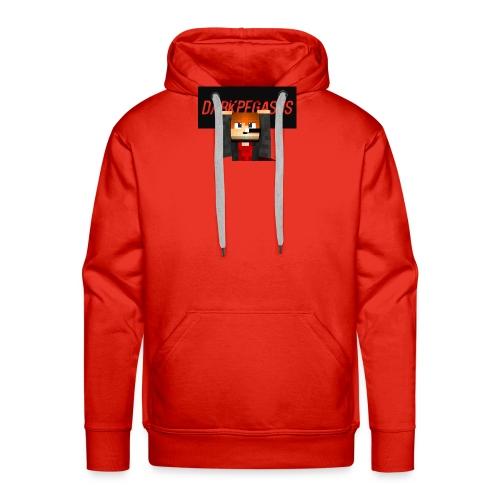 DarkPegasus Medium Red Shirt - Men's Premium Hoodie
