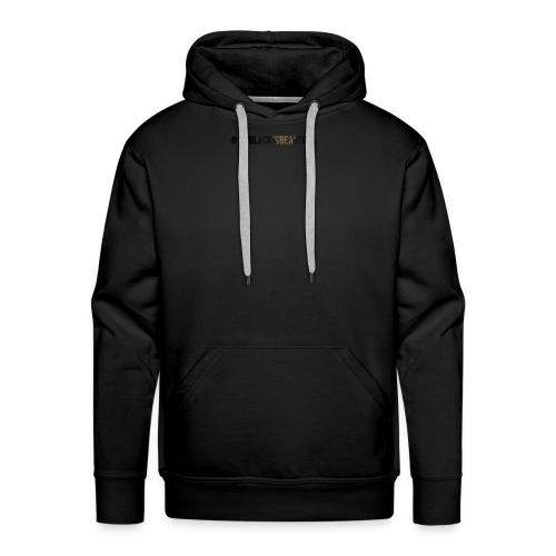 My black is beautiful - Men's Premium Hoodie