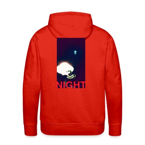 NIGHTLIGHT - Men's Premium Hoodie