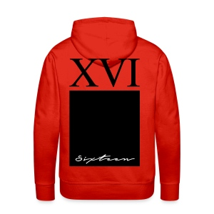 XVI Special Edition Threads - Men's Premium Hoodie