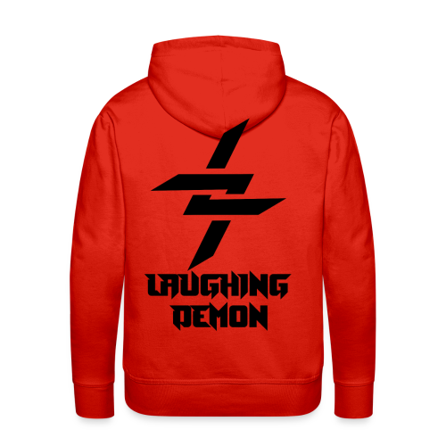 Laughing Demon Dark - Men's Premium Hoodie