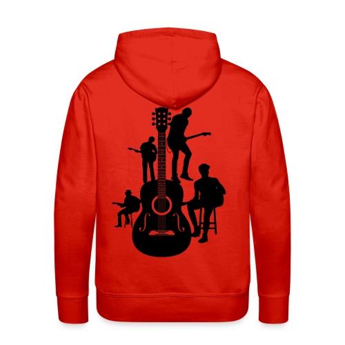 Musical5 - Men's Premium Hoodie