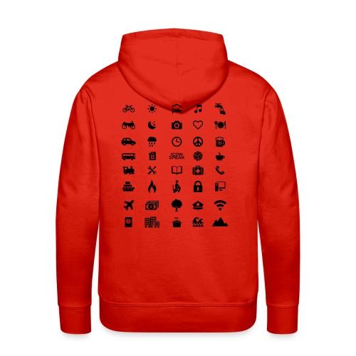 Good design name - Men's Premium Hoodie