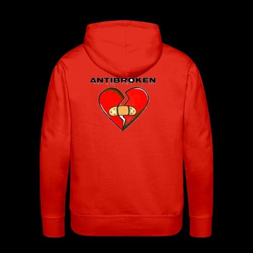 Antibroken merch - Men's Premium Hoodie
