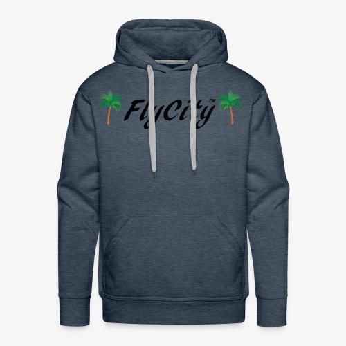 FLYCITY Logo - Men's Premium Hoodie