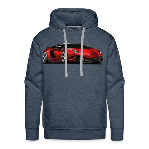 Dream Car - Men's Premium Hoodie