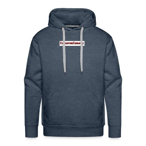 Some lame design more coming soon - Men's Premium Hoodie