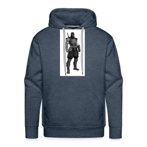 sharp ninja - Men's Premium Hoodie