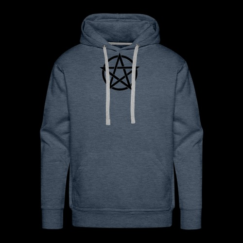 Witches Brew Ejuice Pentagram - Men's Premium Hoodie