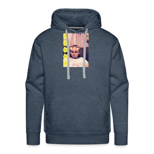 Snapchat 722623678 - Men's Premium Hoodie