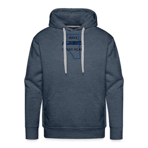 Alberta Proud - Men's Premium Hoodie
