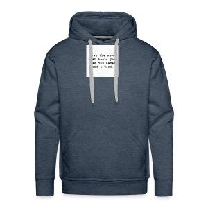 e4ba8bbc1d6516e2a24e5827f27368c0 cool friendship - Men's Premium Hoodie