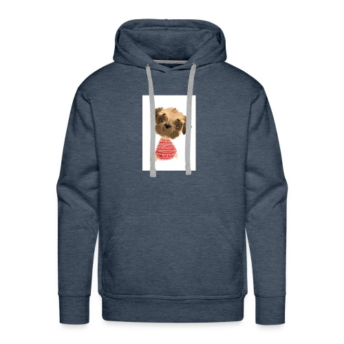 Doggy lover - Men's Premium Hoodie