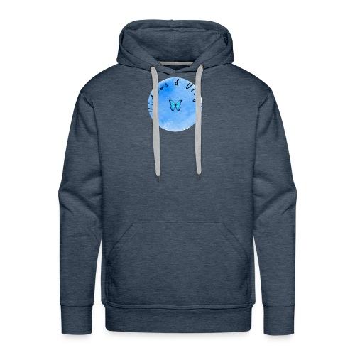 Kids hoodie black - Men's Premium Hoodie
