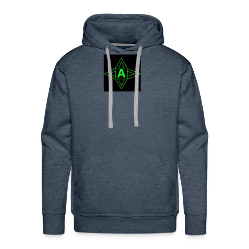 Averagegamer logo - Men's Premium Hoodie