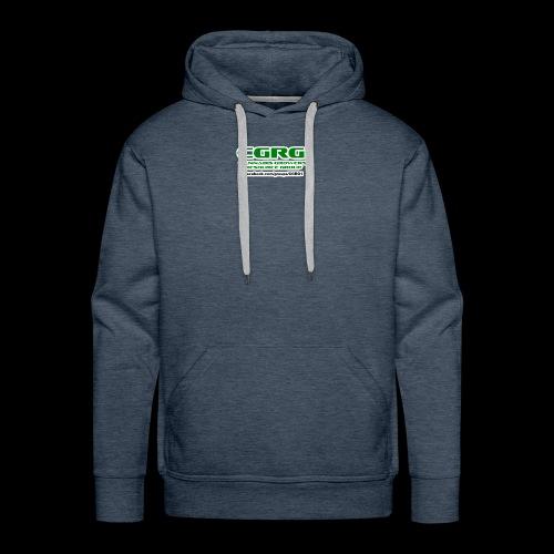 cgrg shirt - Men's Premium Hoodie