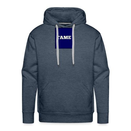 TAME Blue - Men's Premium Hoodie