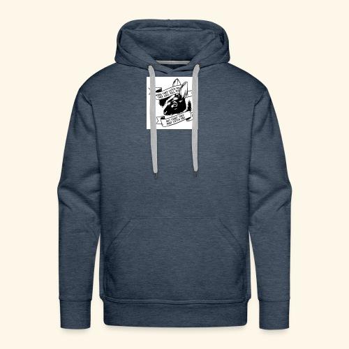 Elusive Rabbit - Men's Premium Hoodie