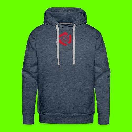 Temporary Logo Design - Men's Premium Hoodie