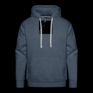 HOODED AJEV MERCH 1 - Men's Premium Hoodie