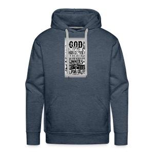 In God We Trust - Men's Premium Hoodie