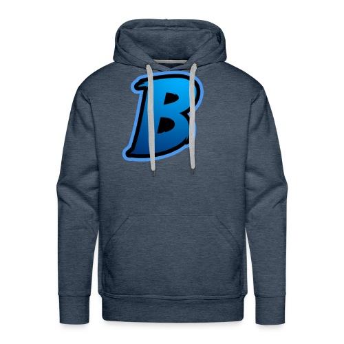 BradyBooneYT Logo - Men's Premium Hoodie