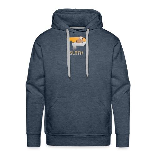 Stay Slothinq - Men's Premium Hoodie