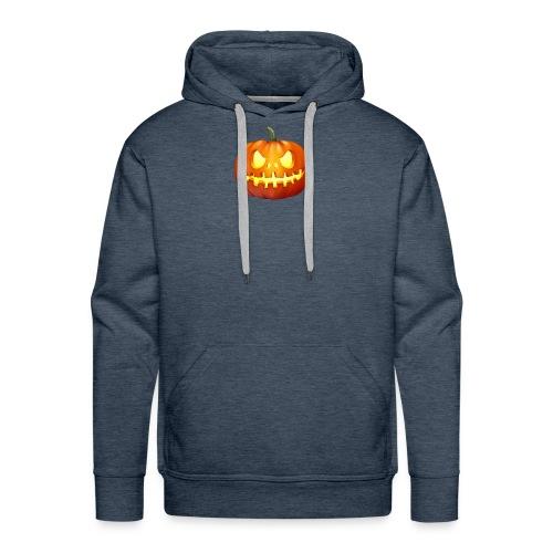 halloween-pumpkin - Men's Premium Hoodie