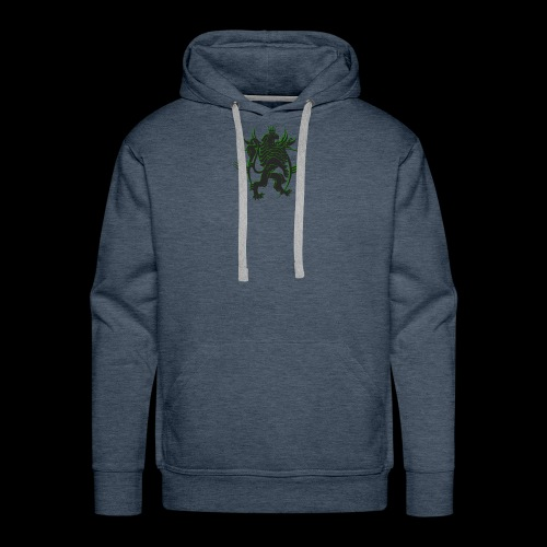 The AfrLoy logo - Men's Premium Hoodie