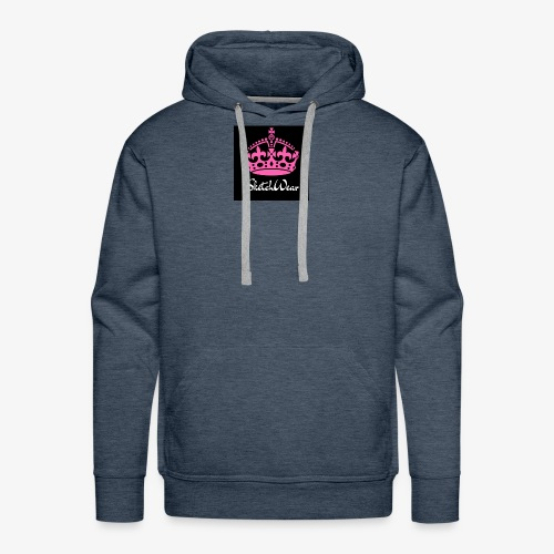 Boucher Fashion Logo - Men's Premium Hoodie