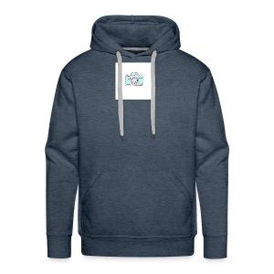 vlogger's jumper - Men's Premium Hoodie