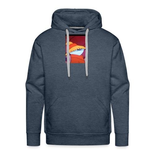 wtf - Men's Premium Hoodie