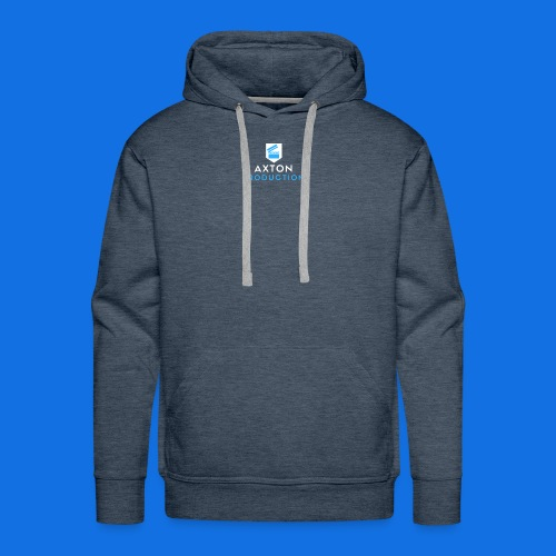AxtonProduction Logo - Men's Premium Hoodie