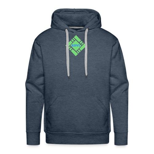 RDVL Gaming's Logo - Men's Premium Hoodie