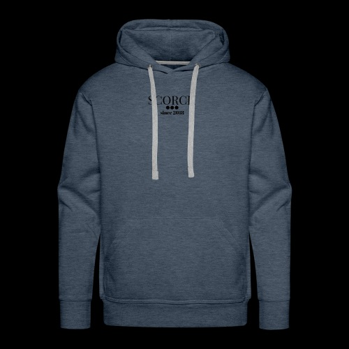 SCORCH since 2018 - Men's Premium Hoodie